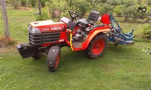 tracteur Kubota B1610