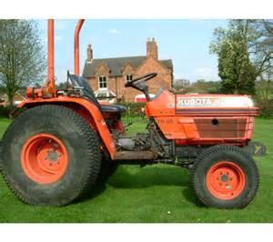 tracteur Kubota B2150