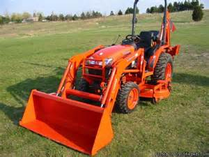 tracteur Kubota B2630