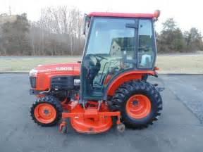 tracteur Kubota B3030