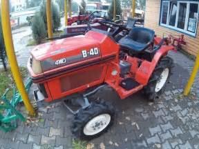 tracteur Kubota B40