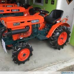 tracteur Kubota B5001
