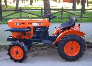 tracteur Kubota B6001