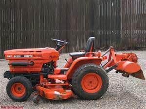 tracteur Kubota B6200