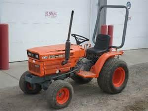 tracteur Kubota B7200