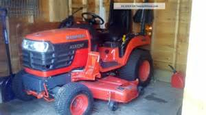 tracteur Kubota BX1830