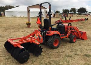 tracteur Kubota BX2680
