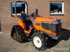 tracteur Kubota GB180