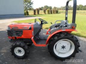 tracteur Kubota GB20