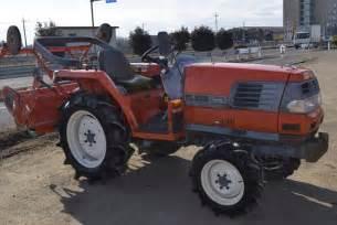 tracteur Kubota GL220