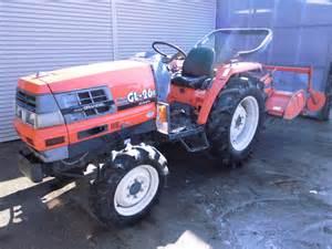tracteur Kubota GL26