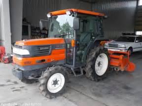 tracteur Kubota GL281