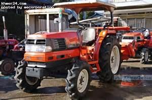 tracteur Kubota GL300
