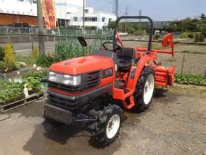 tracteur Kubota GT-19