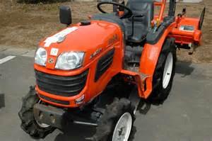 tracteur Kubota JB14