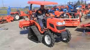 tracteur Kubota JB16