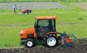 tracteur Kubota KB21X
