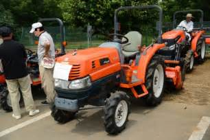 tracteur Kubota KL230