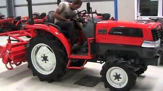 tracteur Kubota KL25