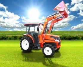 tracteur Kubota KL385