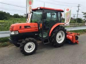 tracteur Kubota KL41