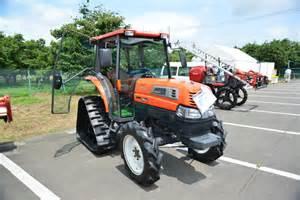 tracteur Kubota KL500