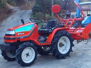 tracteur Kubota KT215