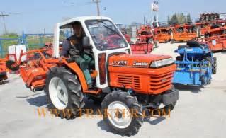 tracteur Kubota L1-255