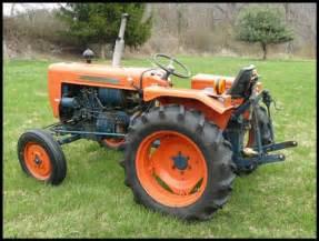 tracteur Kubota L200