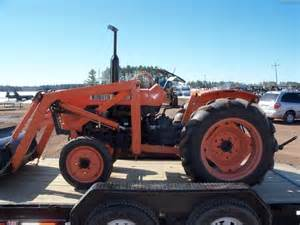 tracteur Kubota L225