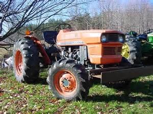 tracteur Kubota L305