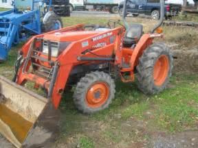 tracteur Kubota L3300