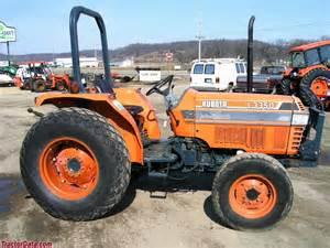 tracteur Kubota L3350