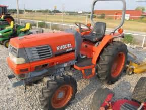 tracteur Kubota L3500