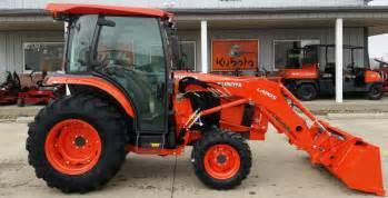 tracteur Kubota L3560
