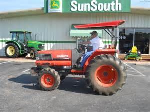 tracteur Kubota L3600
