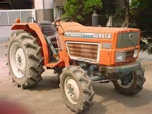 tracteur Kubota L3602
