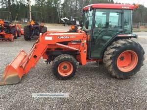 tracteur Kubota L3710