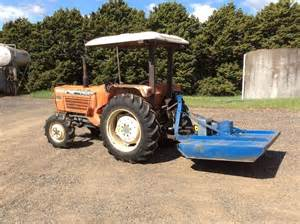 tracteur Kubota L405