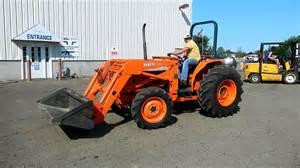 tracteur Kubota L4150