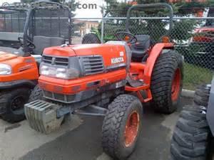 tracteur Kubota L4200