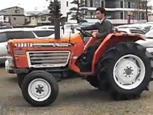 tracteur Kubota L4202