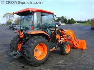 tracteur Kubota L5460