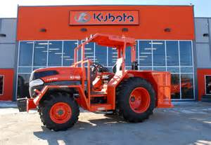 tracteur Kubota L5740