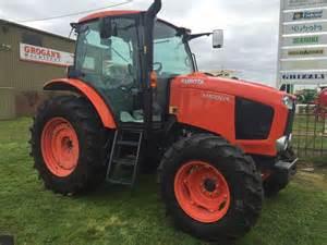tracteur Kubota M100GX