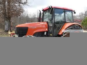 tracteur Kubota M125