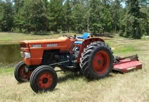 tracteur Kubota M4000
