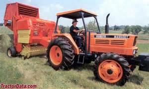 tracteur Kubota M4950