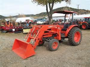 tracteur Kubota M5640SU