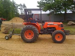 tracteur Kubota M5700